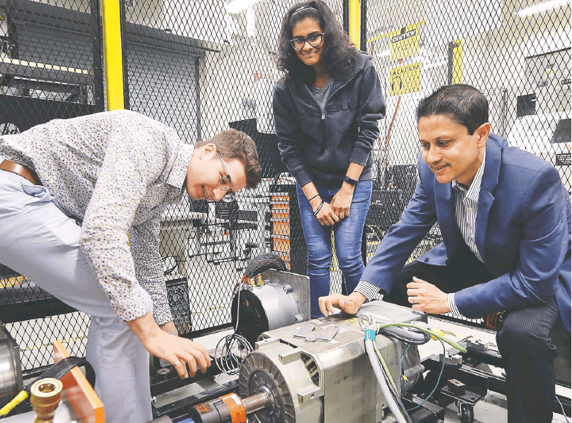 Auto Industry Investing Millions in Electrification Research at UWindsor