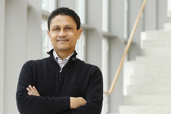 Engineering prof named Canada Research Chair in Electrified Vehicles