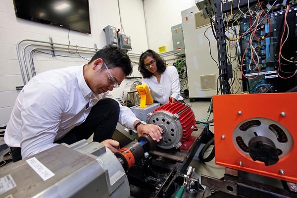 Memorial scholarship commemorates engineering mentor